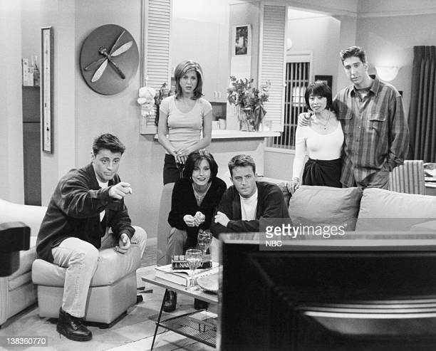 FRIENDS The One with Phoebe's Husband Episode 4 Air Date Pictured Matt LeBlanc as Joey Tribbiani Jennifer Aniston as Rachel Green Courteney Cox as...