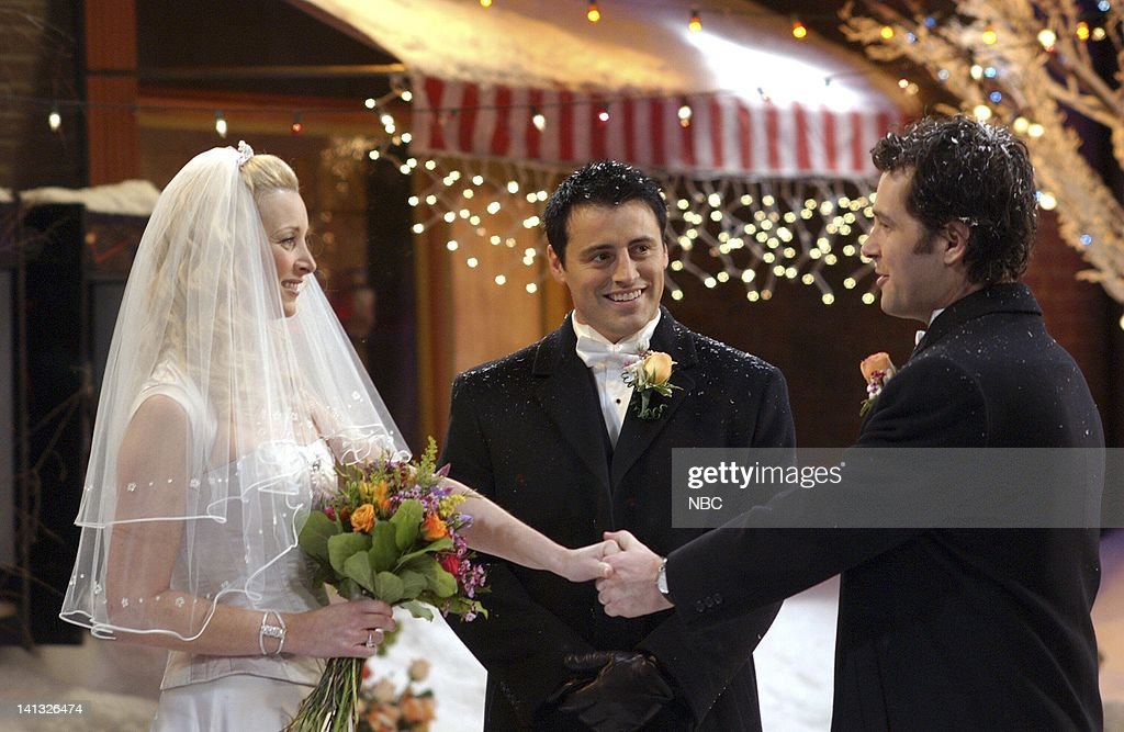 Friends The One With Phoebes Wedding Episode 12 Aired