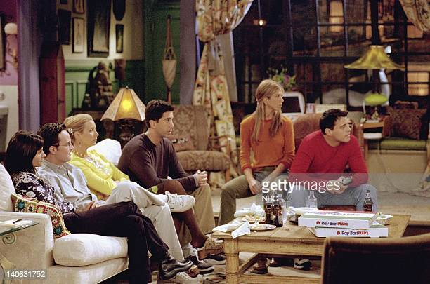 FRIENDS The One With Rachel's Assistant Episode 4 Aired Pictured Courteney Cox as Monica Geller Matthew Perry as Chandler Bing Lisa Kudrow as Phoebe...