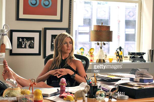 30 ROCK The One With the Cast of 'Night Court' Episode 303 Pictured Jennifer Aniston as Claire Harper