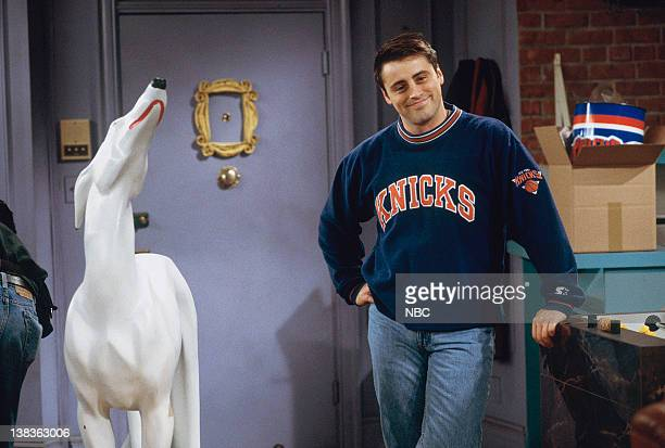 FRIENDS The One with the Embryos Episode 12 Pictured Matt LeBlanc as Joey Tribbiani
