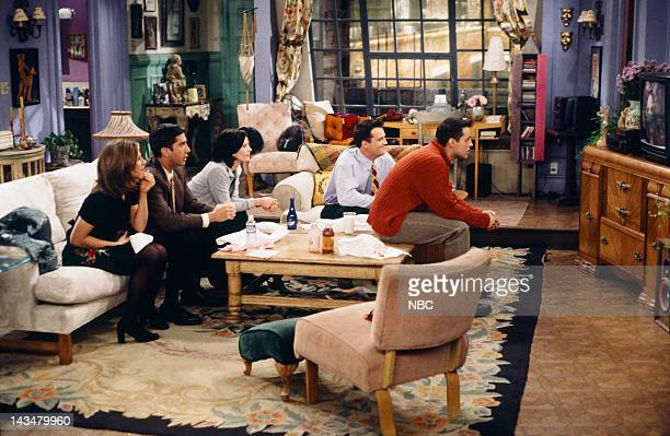 FRIENDS The One with the Lesbian Wedding Episode 11 Air Date Pictured Jennifer Aniston David Schwimmer as Ross Geller Courteney Cox as Monica Geller...