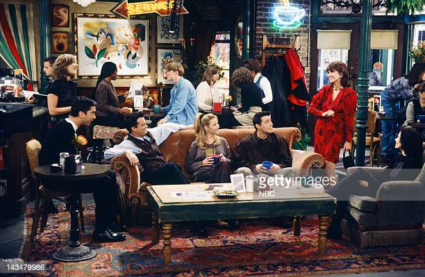 FRIENDS The One with the Lesbian Wedding Episode 11 Air Date Pictured David Schwimmer as Ross Geller Jennifer Aniston as Rachel Green Matthew Perry...