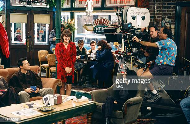 FRIENDS The One with the Lesbian Wedding Episode 11 Air Date Pictured Matt LeBlanc as Joey Tribbiani Marlo Thomas as Sandra Green Camera Operators...