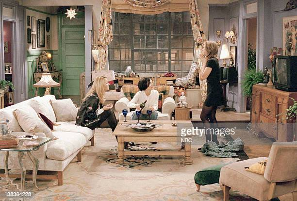 FRIENDS 'The One with the List' Episode 8 Air Date Pictured Lisa Kudrow as Phoebe Buffay Courteney Cox as Monica Geller Jennifer Aniston as Rachel...