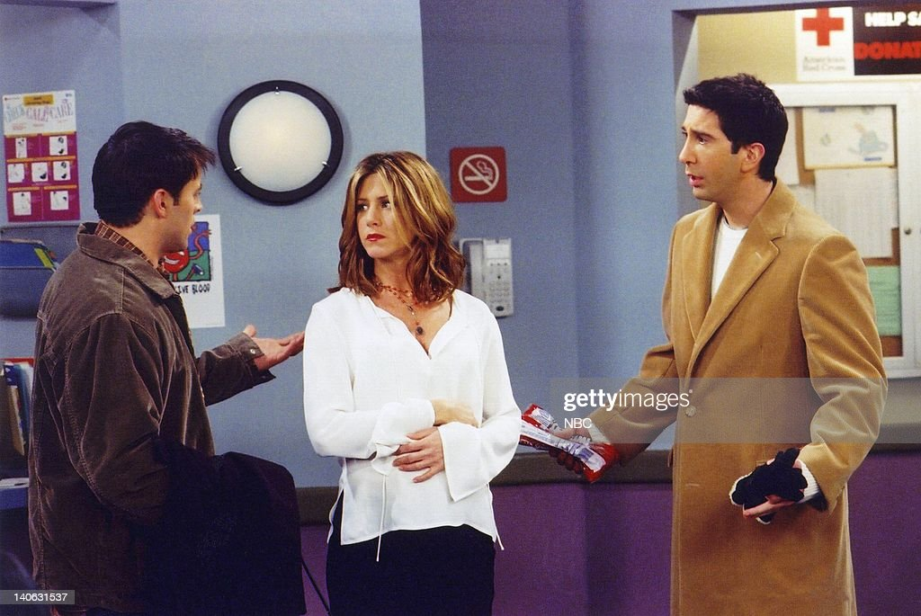 FRIENDS -- The One with the Secret Closet