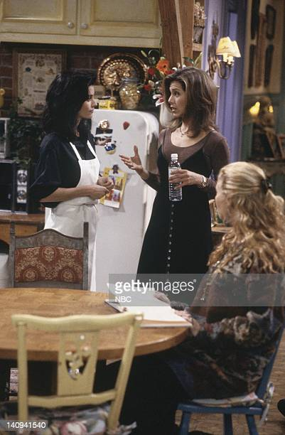 FRIENDS The One With the Stoned Guy Episode 15 Pictured Courteney Cox as Monica Geller Jennifer Aniston as Courteney Cox as Monica Geller Lisa Kudrow...