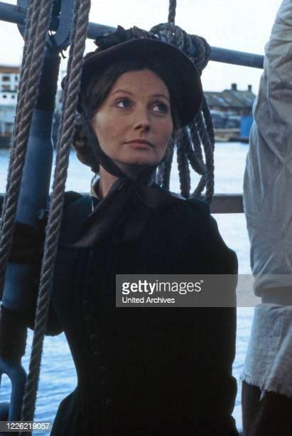 Die OnedinLinie Fernsehserie Großbritannien 1971 1980 Darsteller Catherine Schell