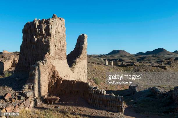 The Ongiin Khiid was one of the largest monasteries in Mongolia, founded in 1660 and consisted of two temples complexes on the North and South of the...