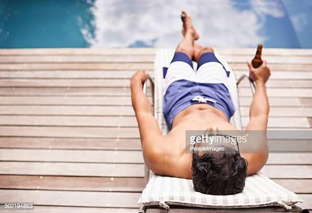 La seule façon de se détendre