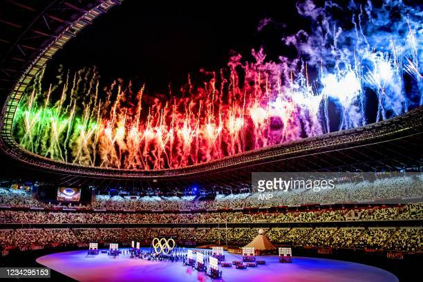 The opening ceremony of the Olympic Games. The largest sporting event in the world has officially started. ANP / Dutch Height / ROBIN UTRECHT
