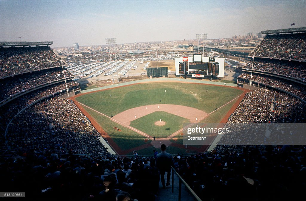 Overview of New Shea Stadium : ニュース写真