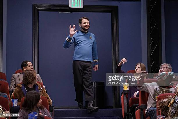 The Opening Night Excitation Leonard Wolowitz and Koothrappali must decide who will take their extra Star Wars movie ticket on THE BIG BANG THEORY...