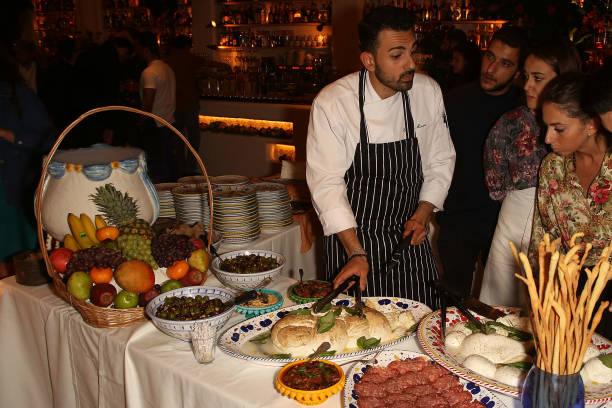 GBR: Circolo Popolare - Restaurant Opening