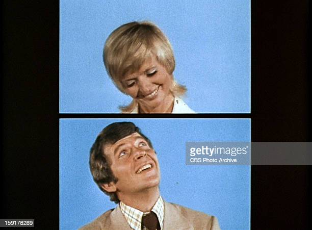 The opening of THE BRADY BUNCH episode Hawaii Bound Original air date September 22 1972 Pictured is Florence Henderson as Carol Brady and Robert Reed...