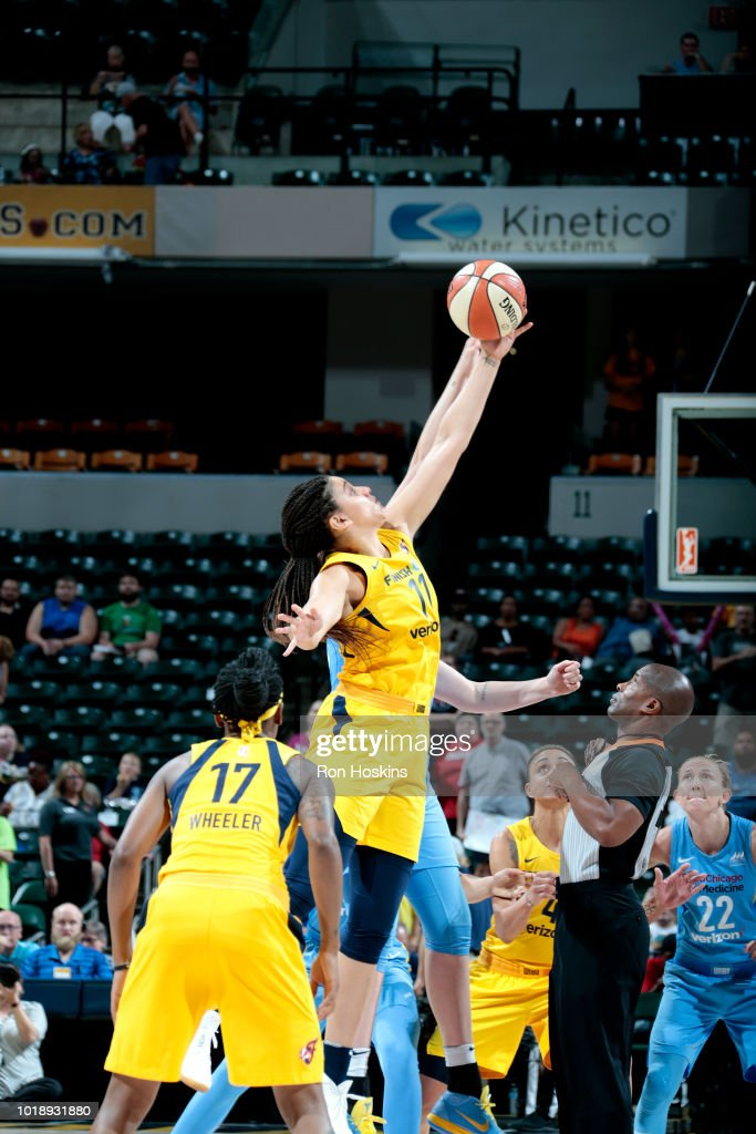 Chicago Sky v Indiana Fever