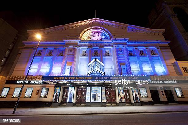 The Opera House Theatre on Quay Street in Manchester