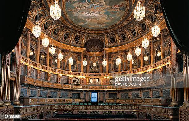 The Opera Palace of Versailles IledeFrance France