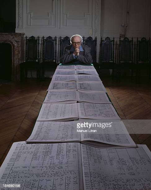 The operaRiver of Olivier Messiaen 'Saint Francois d'Assise' which plays at the Opera Garnier triumphed in PARIS under the direction of conductor...