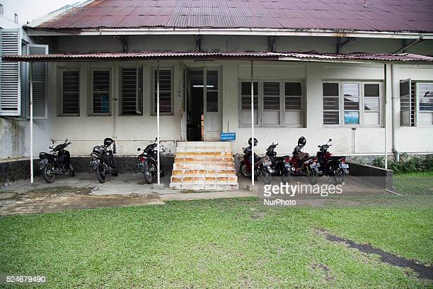 The operational office of the museum that need total renovation Zoology Museum located in Bogor West Java Indonesia wast built during the colonial...