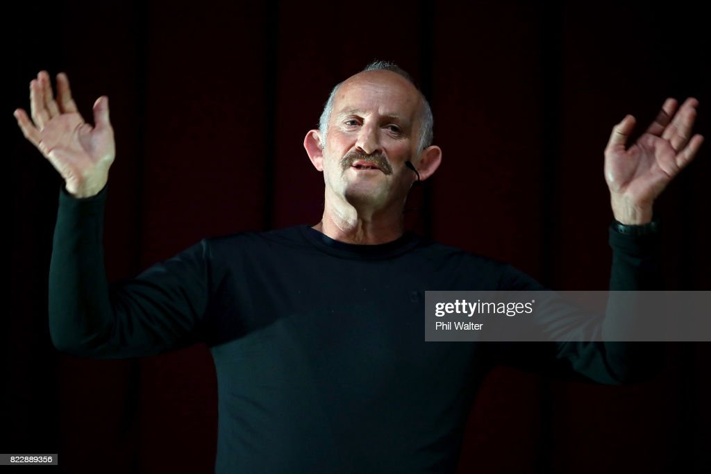 The Opportunities Party Founder Gareth Morgan Attends Public Q & A : News Photo