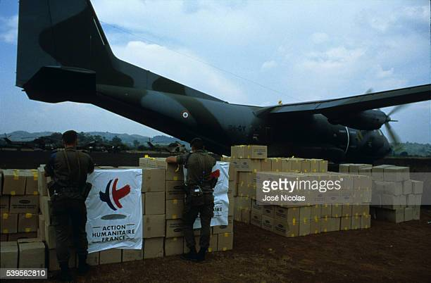 The Opération Turquoise was a Frenchled military operation in Rwanda in 1994 under the mandate of the United Nations On 18 June the French government...