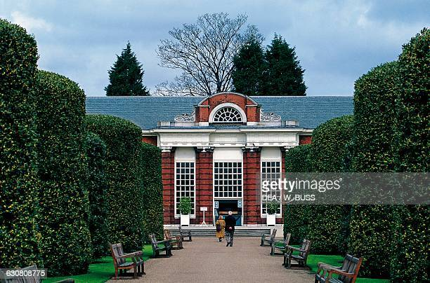 The Orangery of Kensington Palace London England United Kingdom