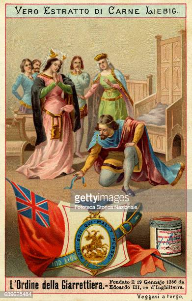 The Order of the Garter was founded January 19 1350 by Edward III king of England a fervent promoter of the ideals of chivalry The oldest and highest...
