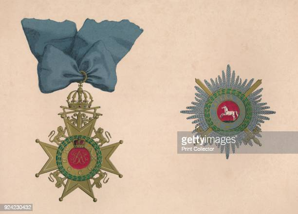 The Order of the Guelphs' The Royal Guelphic Order also known as the Hanoverian Guelphic Order was established in 1815 by the Prince Regent and...