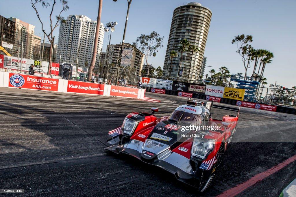 2018 Toyota Grand Prix of Long Beach : News Photo