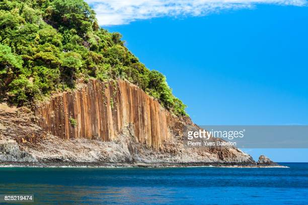 the organs of the mitsio - pierre yves babelon madagascar stock pictures, royalty-free photos & images