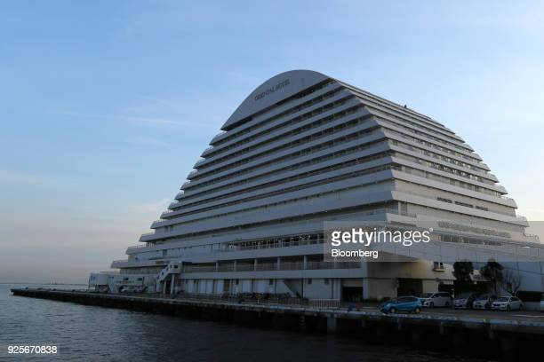 The Oriental Hotel Building Stands At Meriken Park In Kobe Hyogo An On Tuesday Feb
