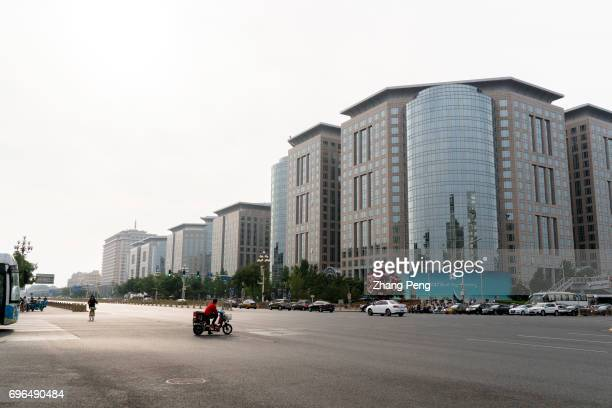 The Oriental Plazalocated beside Wangfujing business street invested by CK Hutchison Holdings Limited in 1992 is regarded as a symbol of Li...