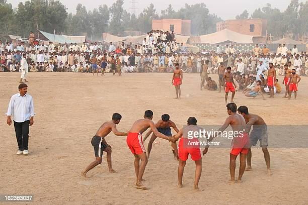 CONTENT] The origin of Kabaddi can be traced to prehistoric times when man learned how to defend in groups against animals or attack weaker animals...