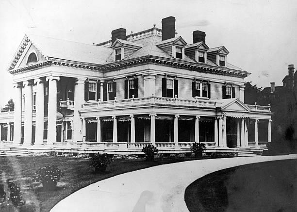 The original Breakers, later the Vanderbilt family...