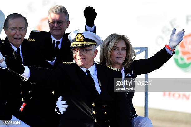The original cast of 'The Love Boat' participates in The 2015 Tournament Of Roses Parade on January 1 2015 in Pasadena California