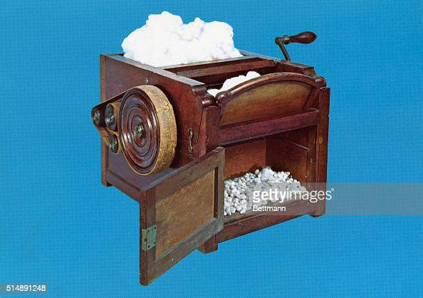 Biografia di Eli Whitney, inventore del gin di cotone (Humanities ...