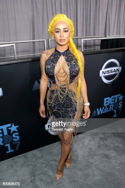 The Original Dreamdoll at the 2017 BET Awards at Staples Center on June 25 2017 in Los Angeles California