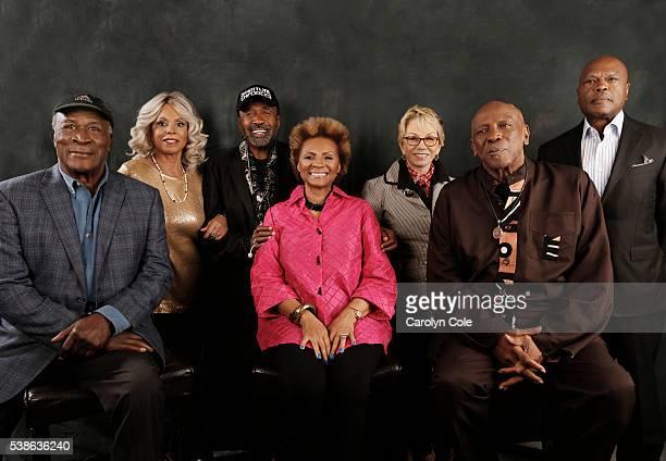The original members of the TV show ROOTS Ben Vereen Louis Gossett Jr John Amos Georg Stanford Brown Leslie Uggams Sandy Duncan and Lynne Moody are...