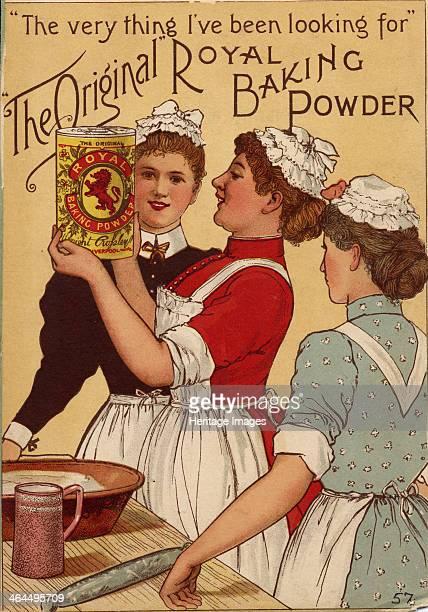 'The Original' Royal Baking Powder Liverpool c1895