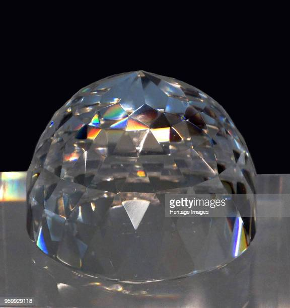 The Orlov diamond 17th century Found in the Collection of The Diamond Fund of the Russian Federation Moscow