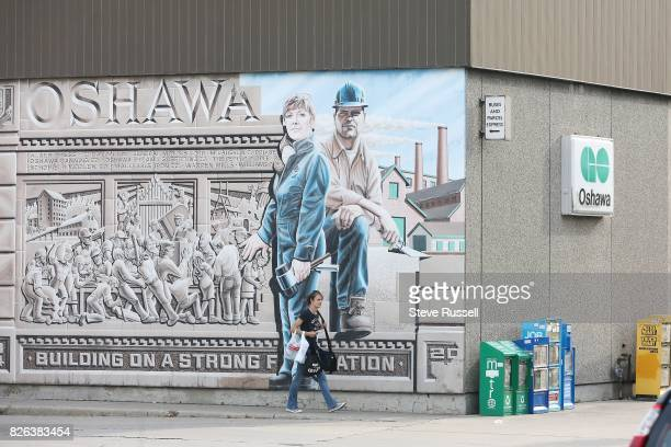 OSHAWA ON AUGUST 3 The Oshawa GO station Oshawa is among the top performing urban economies in the country according to a Conference Board of...