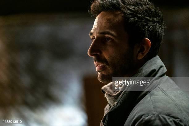 THE BLACKLIST The Osterman Umbrella Company Episode 614 Pictured Amir Arison as Aram Mojtabai