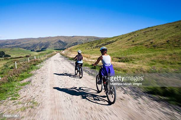 The Otago Central Rail Trail (or Otago Rail Trail as it's sometimes referred to) is a region famous for its gold mining history. Often travelers rent bicycles and enjoy the easy yet scenic ride