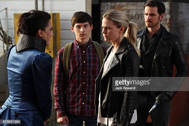 TIME The Other Shoe As Storybrooke continues to welcome the new arrivals from the Land of Untold Stories families friends and even longlost enemies...