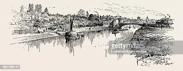 The Ouse At York UK The River Ouse Is A River In North Yorkshire England