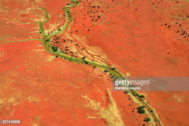 The Outback From Above