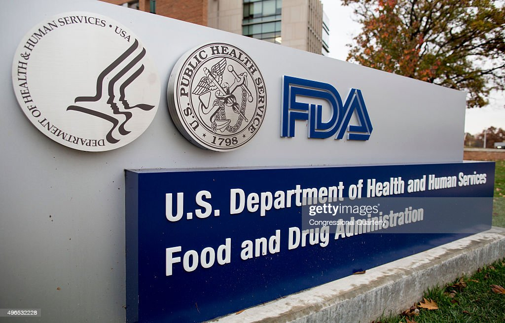 The Food and Drug Administration : News Photo