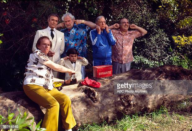 ISLAND The OvertheHill Caper Season One 4/15/78 Former gang members Bert Fingers Frank Spider Randall Spencer McLaine and Jackson reunited to pull...