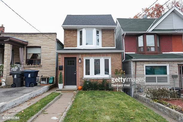 TORONTO ON NOVEMBER 2 The owners of 113 Merrill Avenue rented their new reno on Airbnb that turned into a raging party that ended with a gunshot and...